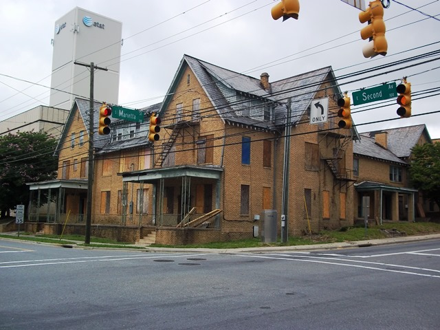 Rehab Builders - Armstrong Arms
